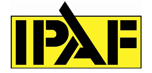 ipaf operator training certificates
